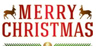 Ucapan selamat hari natal tahun baru