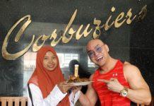 Deddy Corbuzier Masuk islam