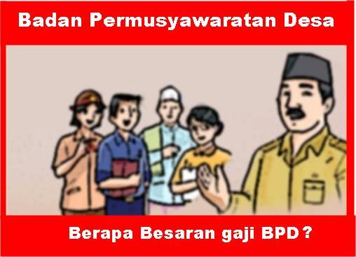 Gaji BPD