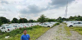 Toyota Etios Liva 2013 Ex Taxi Harga 30 Jutaan