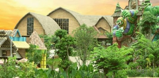 saloka theme park salatiga