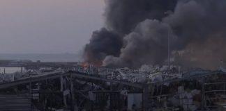 Ledakan Lebanon